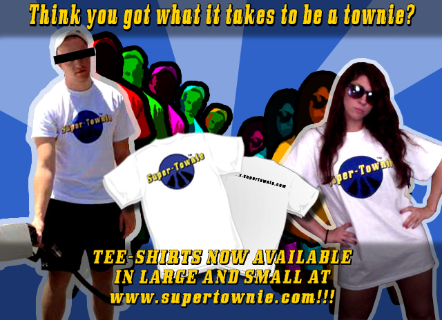 Super Townie T Shirt